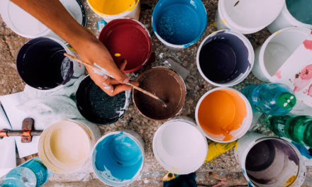 Caja Inmaculada muestra la obra de jóvenes valores