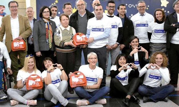 Carrefour ayuda a los jóvenes catalanes con parálisis cerebral