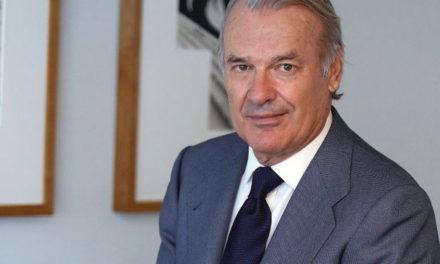 En la fundación Santander Rodrigo Echenique sustituye a Escámez en la presidencia
