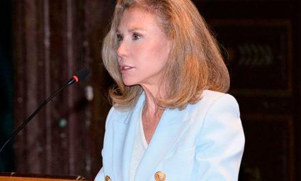 Alicia Koplowitz mejorará la formación internacional de psiquiatras españoles