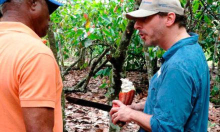Más de 1.500 productores de cacao cuentan con el apoyo de la Fundación Microfinanzas BBVA en República Dominicana