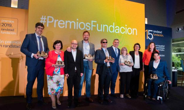 XIV Edición Premios Fundación Randstad 2019