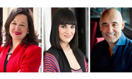 Susana Torres, Irene Villa y Cipri Quintas, nuevos patronos de Fundación Alares
