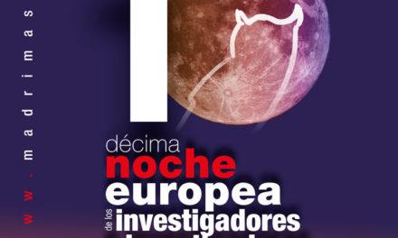 La Comunidad de Madrid se une a la Noche Europea de los Investigadores un año más