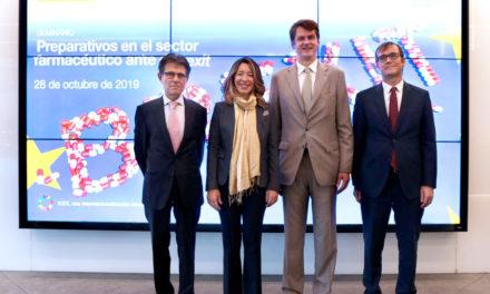 El sector farmacéutico español analiza la cooperación futura con el Reino Unido