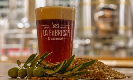 Cruzcampo Bock Olivarera premio Innovacción Sostenible en Alimentación y Bebidas por Promarca