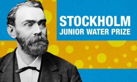 Fundación Aquae organiza la competición Stockholm Junior Water Prize