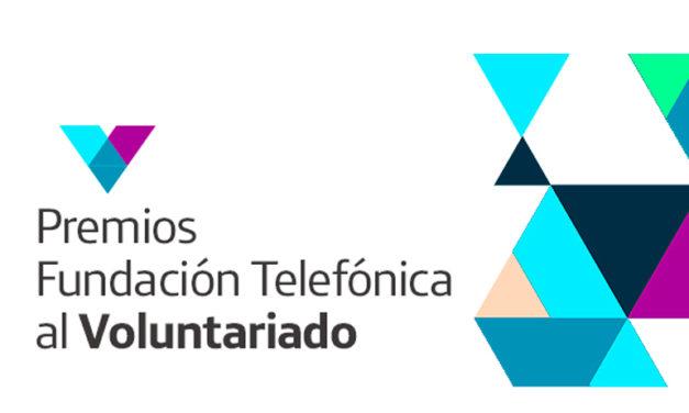 La 2ª edición de los «Premios Fundación Telefónica al voluntariado» ya tiene finalistas