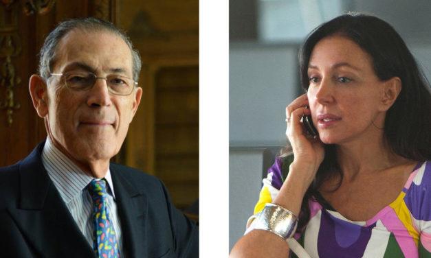 Esther Koplowitz y Philippe de Montebello recibirán el 'VI Premio Iberoamericano de Mecenazgo 2020'