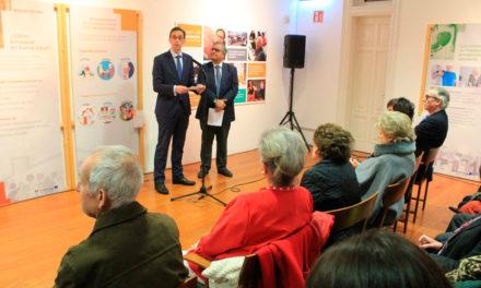 Afundación y Fundación General CSIC abordan la longevidad a través de la exposición «A vivir que son 100 años»