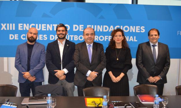 Las Fundaciones de Clubes del Fútbol Profesional debaten sobre medioambiente, igualdad e inclusión social