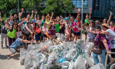 La Fundación Vivo Sano y la Fundación Alstom lanzan una campaña para reducir el uso del plástico
