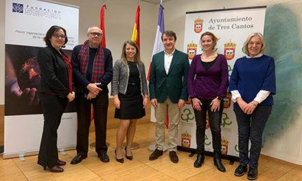 Encuentro Fundación SENER-Ayuntamiento Tres Cantos
