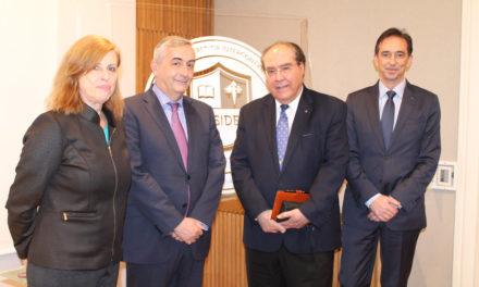 El director de FUNCAS habló en el Foro IESIDE sobre las perspectivas de la economía española
