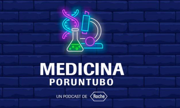 Roche lanza 'MEDICINA PORUNTUBO', canal de podcast para ofrecer información fiable y útil sobre distintas patologías