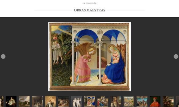 Telefónica invita a una visita virtual del Museo del Prado