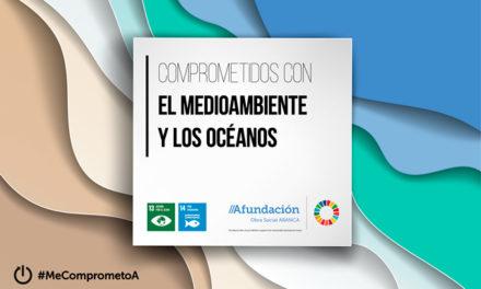 Un programa para concienciar sobre la importancia de conservar el medioambiente y los océanos, de Afundación y ABANCA