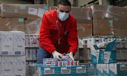 Colgate-Palmolive España dona a Cruz Roja 750.000 euros en productos de salud e higiene y se suma a la campaña #SafeHands