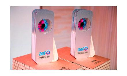Convocada la V edición de los Premios AEF