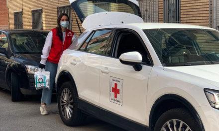 La campaña #yocedomicoche de Fundación Ibercaja y Cruz Roja suma veinte vehículos en Aragón