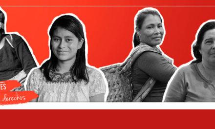 25 organizaciones e instituciones impulsan una campaña para empoderar a las mujeres rurales, indígenas y afrodescendientes frente a la pandemia