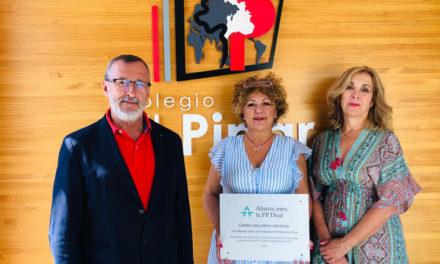 El Colegio El Pinar se suma a la Alianza para la Formación Profesional Dual
