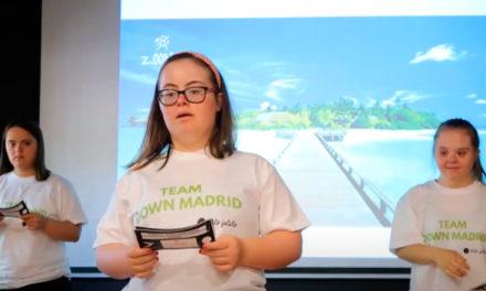 El proyecto de baile inclusivo de Down Madrid, galardonado por el programa de emprendimiento social #RetoFuturo