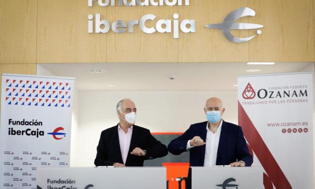 """Fundación Ibercaja apoya a Fundación Federico Ozanam para el desarrollo del programa """"Granja Escuela Torrevirreina"""""""