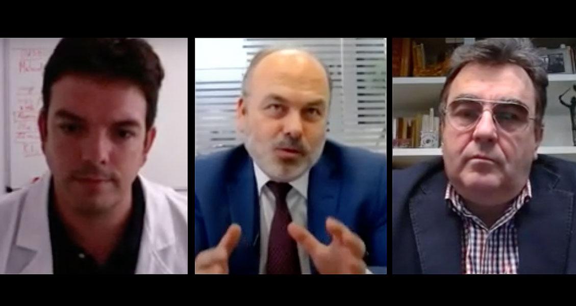 """Alberto Jiménez Schuhmacher: """"la Covid 19 nos ha enseñado por qué es importante la ciencia"""""""