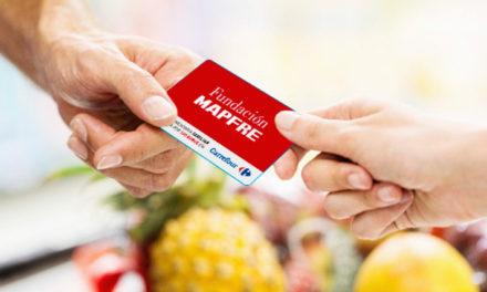 Fundación MAPFRE destina 1 millón de euros para emitir 10.000 tarjetas alimentarias que repartirá a las familias más afectadas por la crisis