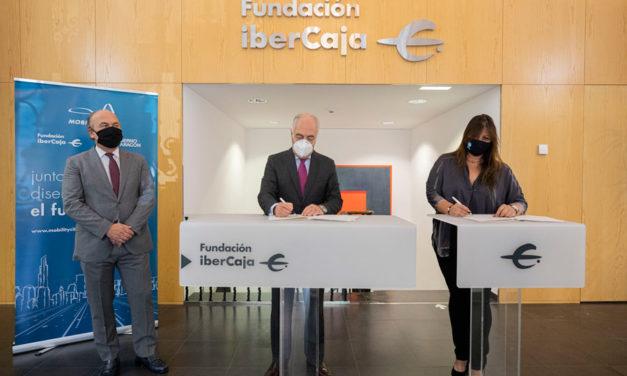 Fundación Ibercaja y Mobility City apoyan la creación de un Hub de Drones en Aragón