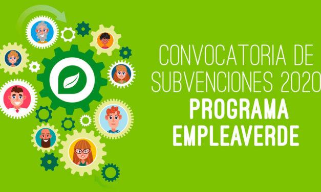El Ministerio para la Transición Ecológica y el Reto Demográfico convoca ayudas por 10,7 millones para la creación de empleo verde