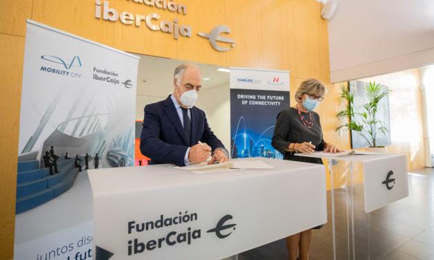 Cablescom se adhiere al proyecto «Mobility City» de la Fundación Ibercaja