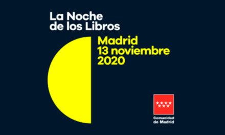 Fundación MAPFRE se une a la Noche de los Libros