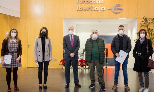 Fundación Ibercaja renueva su colaboración con Adislaf para apoyar su proyecto en el centro especial de empleo Minueval