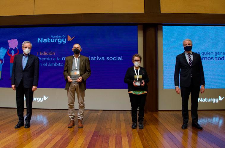 Fundación Naturgy falla la primera edición del 'Premio a la mejor iniciativa social en el ámbito energético'