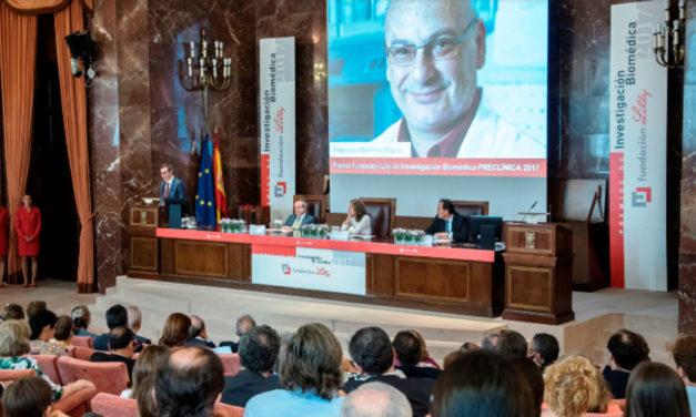 Premios Fundación Lilly de Investigación Biomédica Preclínica y Clínica 2021