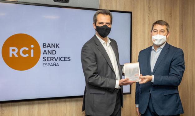 RCI Bank and Services España renueva la categoría excelente en su certificación efr