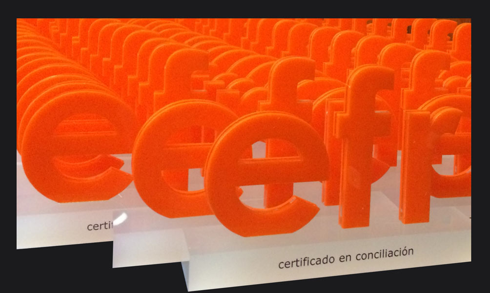 800 empresas cuentan con el certificado efr