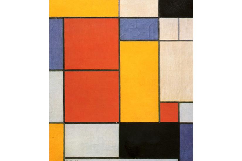 Los fantasmas de Mondrian