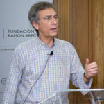 'Telescopios de neutrinos en la Antártida y el Mediterráneo', conferencia organizada por la Fundación Ramón Areces con la Real Academia de Ciencias Exactas y el IFIC