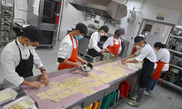 Fundación Pelayo apoya a Fundación Tomillo en la integración socio laboral de menores que se encuentran bajo medida de protección