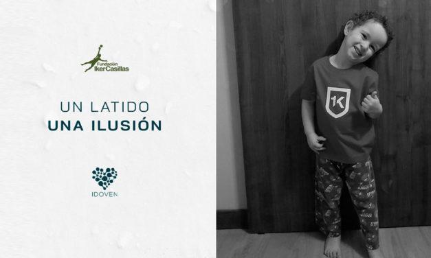 """La Fundación Iker Casillas e IDOVEN arrancan el proyecto """"Un latido, una ilusión"""""""