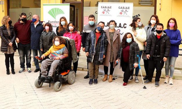 Fundación Unicaja y CASIAC se unen para mejorar la calidad de vida de las personas con discapacidad