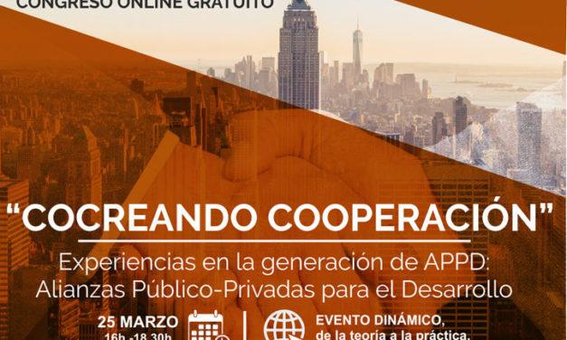 Fundación COPADE reúne al mundo de la cooperación española en su primer congreso sobre Alianzas Público-Privadas para el Desarrollo