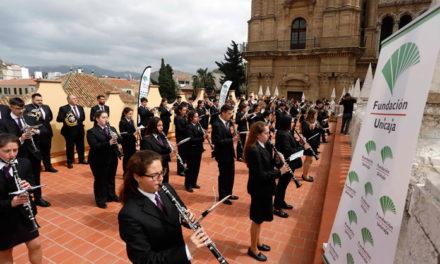 El Centro Cultural Fundación Unicaja de Málaga ofrece conciertos desde su azotea durante la Semana Santa