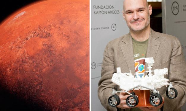 """Perseverance nos va a dar muchas alegrías sobre Marte"""