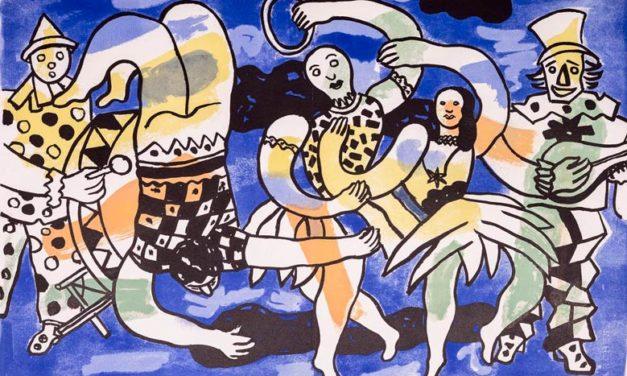 El inconfundible estilo de Fernand Léger llega a la Fundación Canal