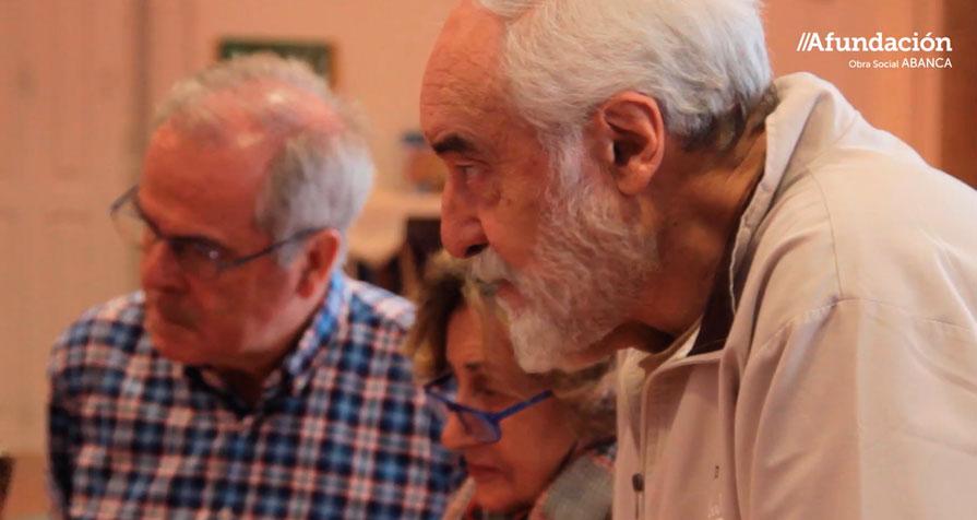 Afundación inicia el programa «Emociones», dirigido a las personas mayores