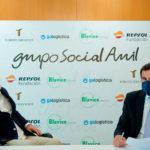 Fundación Repsol y Grupo Social Amil suman sus fuerzas para desarrollar proyectos con alto impacto social en transición energética
